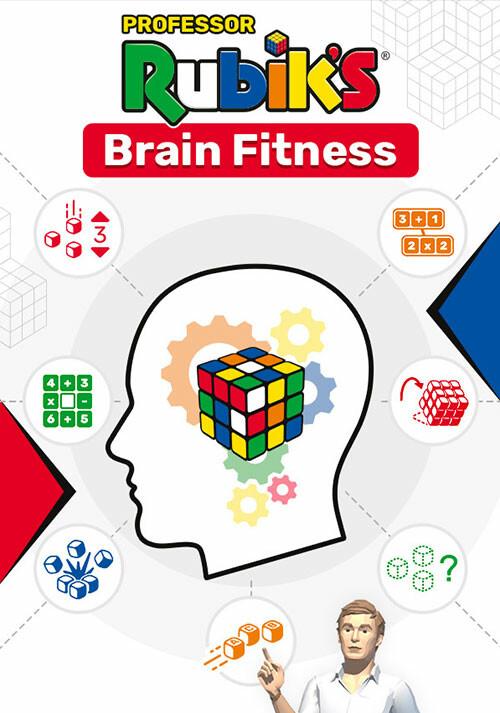 Professor Rubik's Brain Fitness - Cover / Packshot