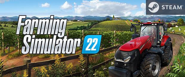 Gameplay-Videos von der FarmCon 21: Halbe Stunde Gameplay aus dem Farming Simulator 22