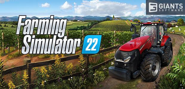 Farming Simulator 22 (Giants)