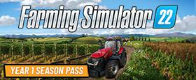 Farming Simulator 22 - Year 1 Season Pass (Steam)