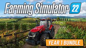 Farming Simulator 22 - Year 1 Bundle (Steam) gamesplanet.com