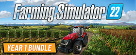 Farming Simulator 22 - Year 1 Bundle (Steam)