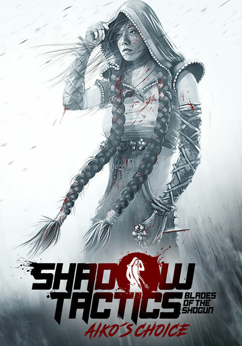 Shadow Tactics: Blades of the Shogun - Aiko's Choice - Cover / Packshot