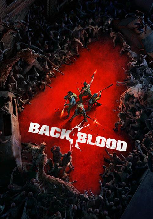 Back 4 Blood - Cover / Packshot