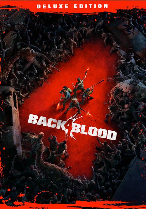 Back 4 Blood: Deluxe Edition - Cover / Packshot