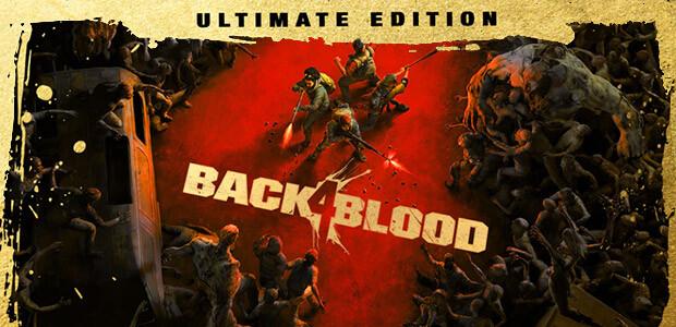 Back 4 Blood: Ultimate Edition - Cover / Packshot