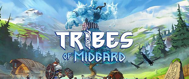 Tribes of Midgard sort aujourd'hui et votre clé Steam vous attend sur Gamesplanet