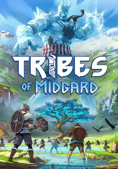 Tribes of Midgard - Cover / Packshot