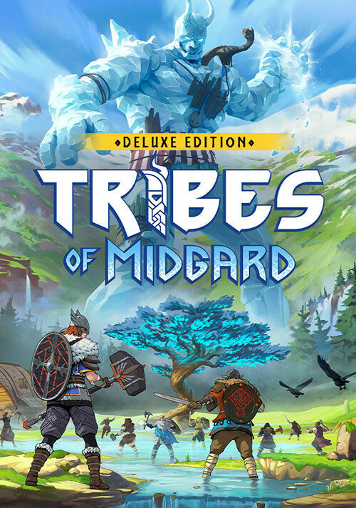Tribes of Midgard - Deluxe Edition - Cover / Packshot