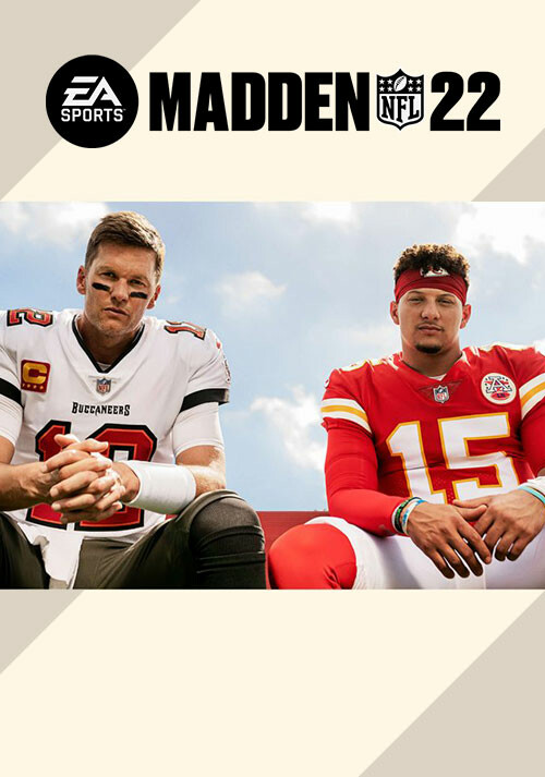 Madden NFL 22 - Cover / Packshot