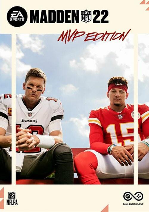 Madden NFL 22 MVP Edition - Cover / Packshot