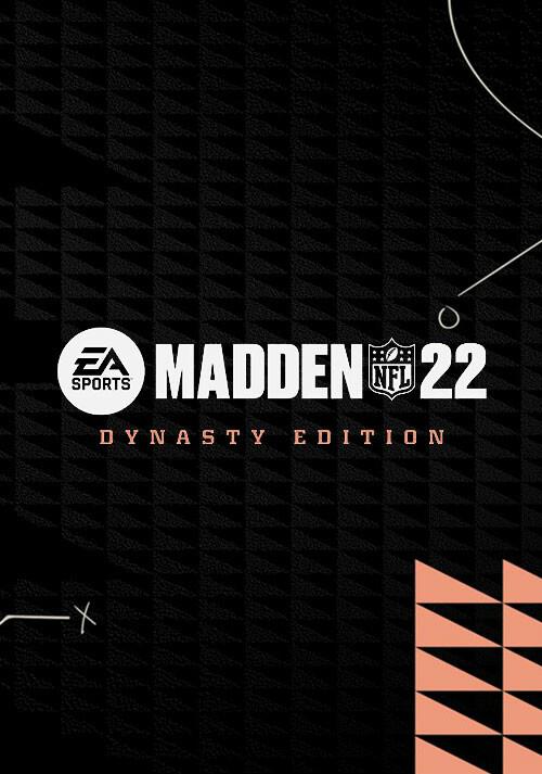 Madden NFL 22 Dynasty Edition - Cover / Packshot
