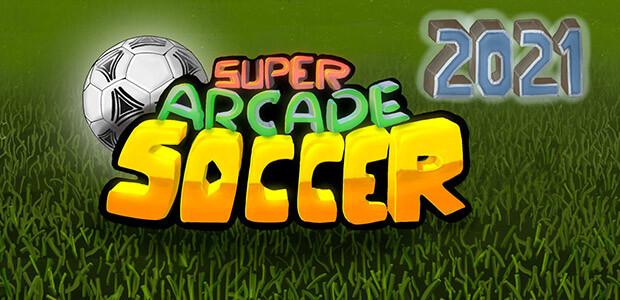Super Arcade Soccer 2021 - Cover / Packshot