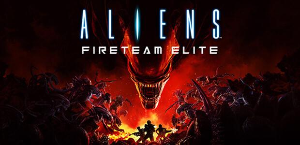 Aliens: Fireteam Elite - Cover / Packshot