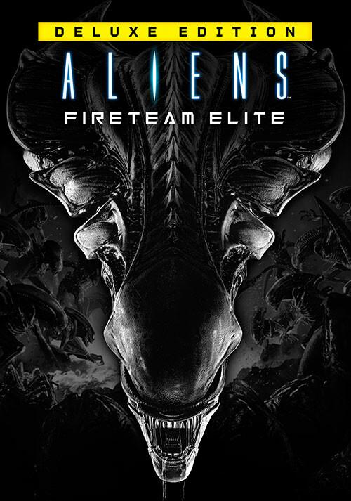 Aliens: Fireteam Elite - Deluxe Edition - Cover / Packshot