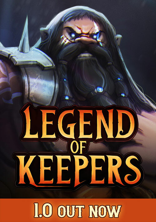Legend of Keepers: Career of a Dungeon Manager - Cover / Packshot