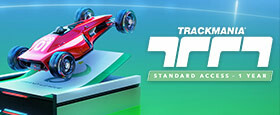 Trackmania – Standard Access 1 year