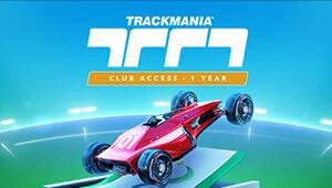 Trackmania – Club Access 1 year