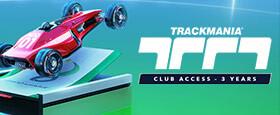 Trackmania – Club Access 3 years
