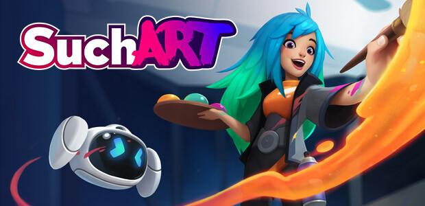 SuchArt: Genius Artist Simulator