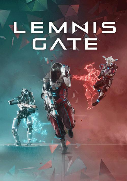 Lemnis Gate - Cover / Packshot
