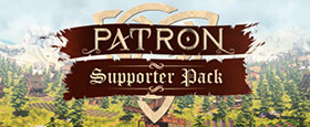 Patron - Supporter Pack