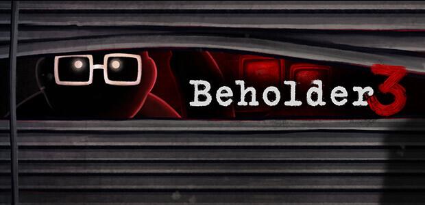 Beholder 3 - Cover / Packshot