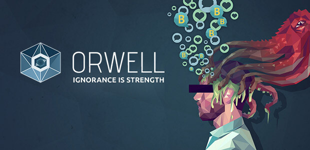 Orwell: Ignorance is Strength - Cover / Packshot