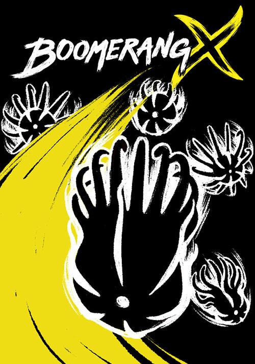 Boomerang X - Cover / Packshot