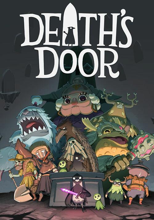 Death's Door - Cover / Packshot