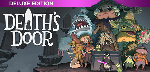 Death's Door Deluxe Edition - Cover / Packshot