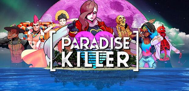 Paradise Killer - Cover / Packshot
