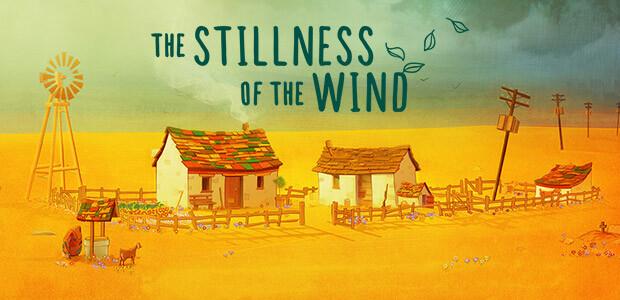 The Stillness of the Wind - Cover / Packshot