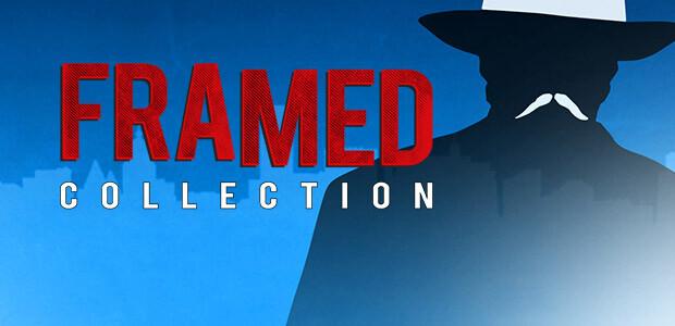 FRAMED Collection - Cover / Packshot