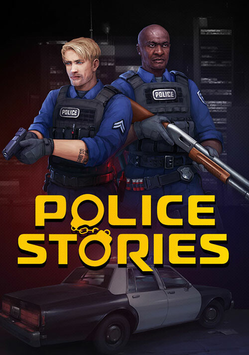 Police Stories - Cover / Packshot