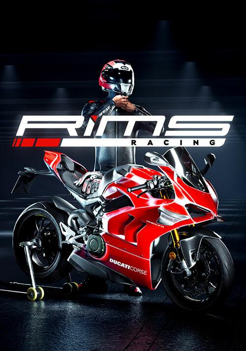 RiMS Racing - Cover / Packshot