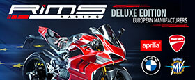 RiMS Racing - European Manufacturers Deluxe Edition