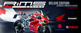 RiMS Racing - Japanese Manufacturers Deluxe Edition