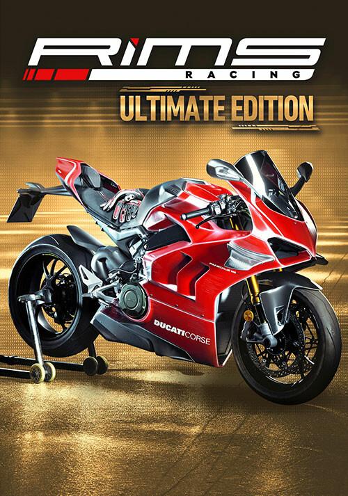 RiMS Racing - Ultimate Edition - Cover / Packshot