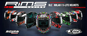 RiMS Racing - Nolan X-LITE Helmets