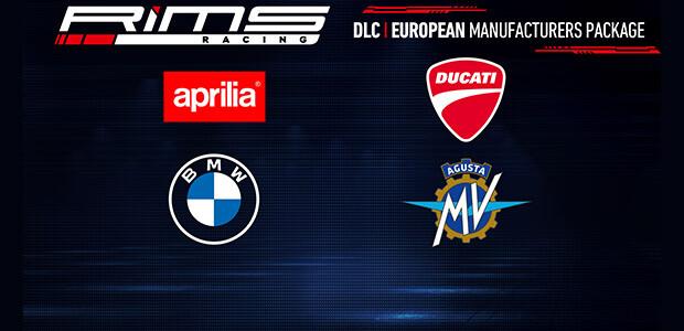 RiMS Racing - European Manufacturers Package - Cover / Packshot