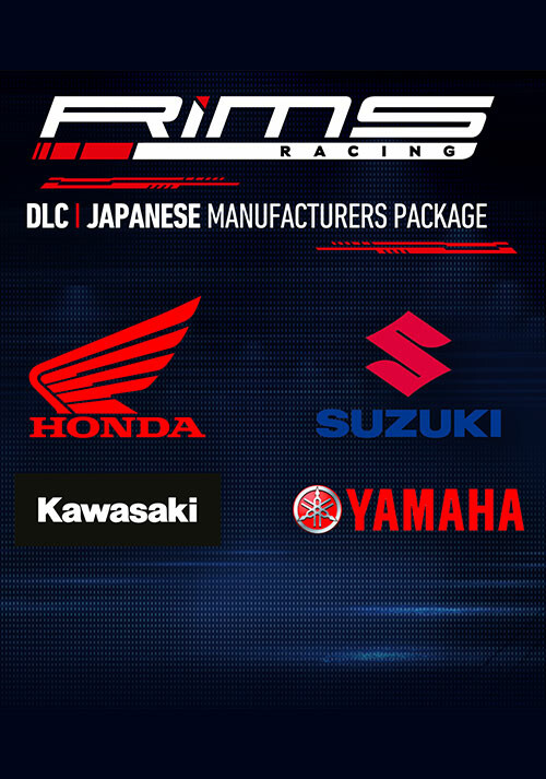 RiMS Racing - Japanese Manufacturers Package - Cover / Packshot