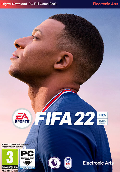 FIFA 22 Standard Edition - Cover / Packshot