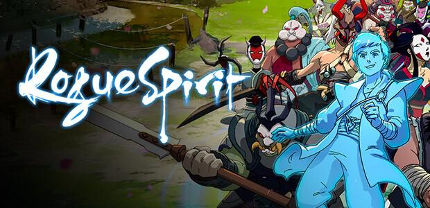 Rogue Spirit - Cover / Packshot