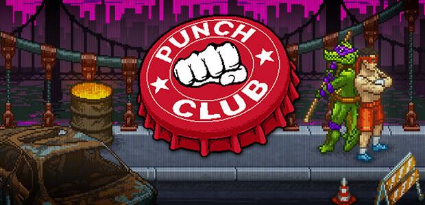 Punch Club - Cover / Packshot