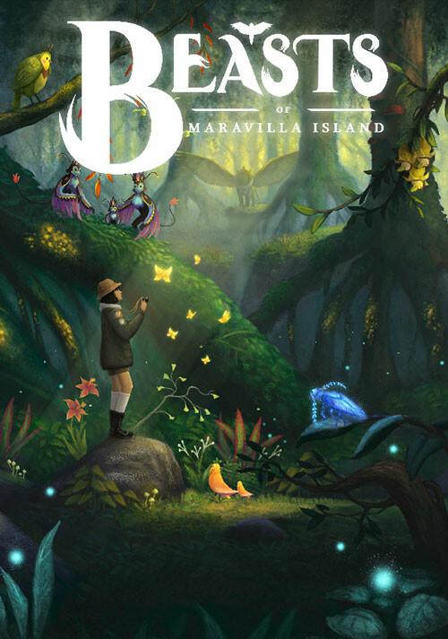Beasts of Maravilla Island - Cover / Packshot