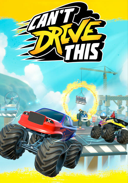 Can't Drive This - Cover / Packshot
