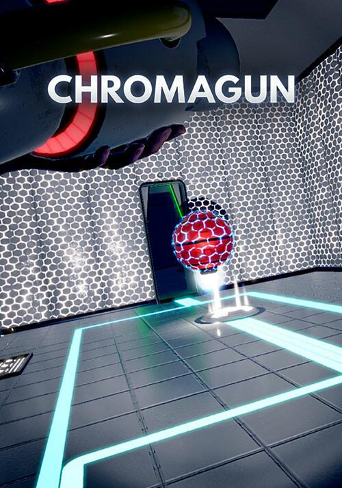ChromaGun - Cover / Packshot