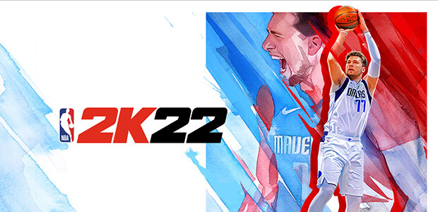 NBA 2K22 - Cover / Packshot