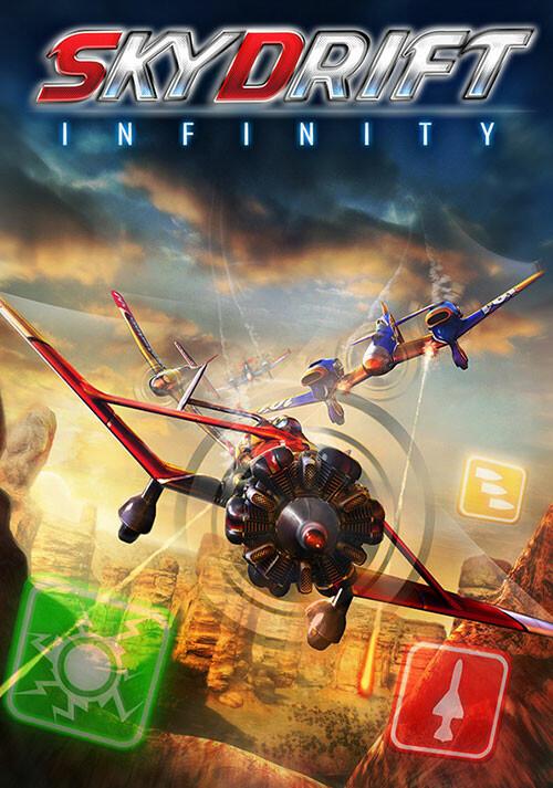 Skydrift Infinity - Cover / Packshot